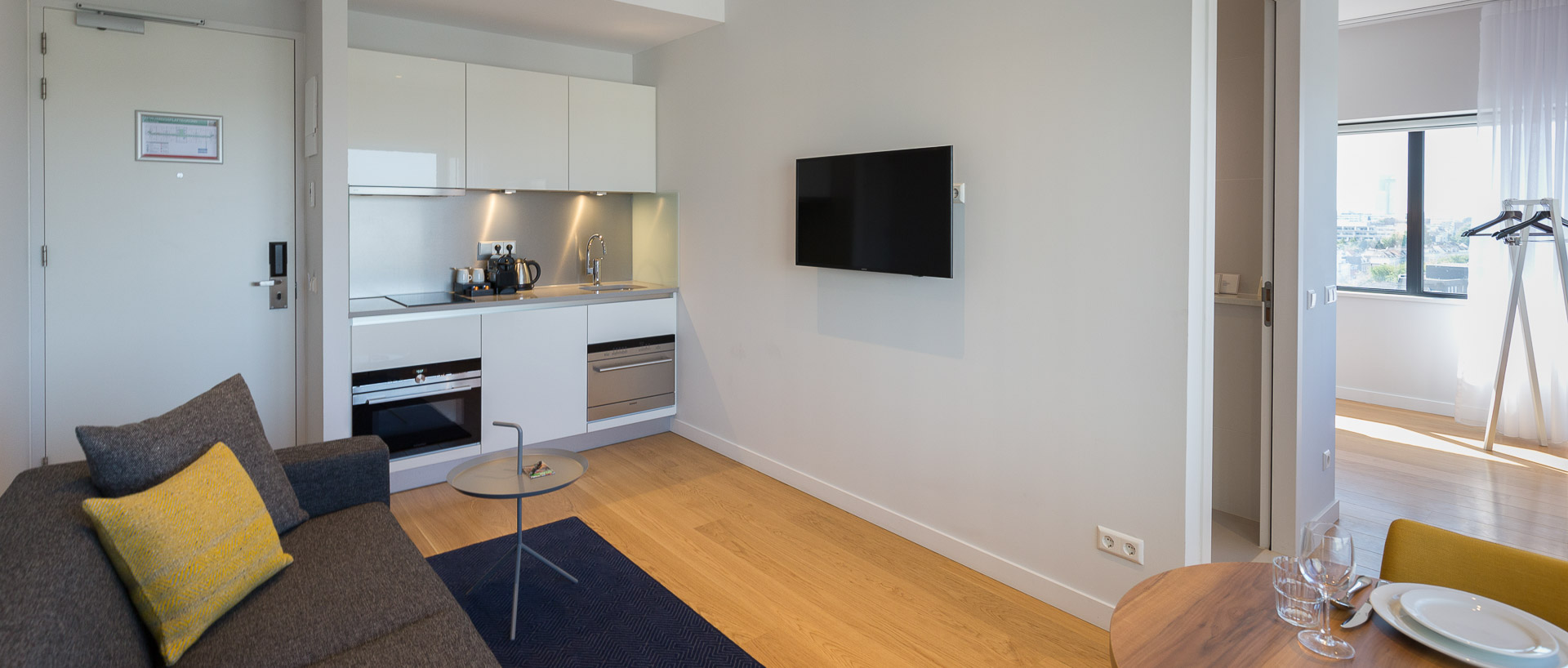 One Bedroom Apartment PREMIER SUITES PLUS Rotterdam